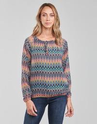 Textiel Dames Tops / Blousjes Only ONLMARIA Multicolour