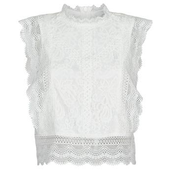 Textiel Dames Tops / Blousjes Only ONLKARO Wit