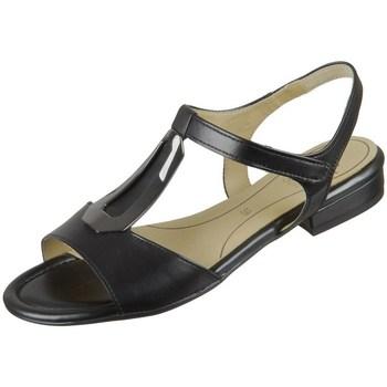 Schoenen Dames Sandalen / Open schoenen Ara Ega S Highoft Noir