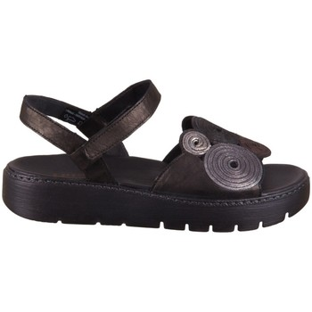 Schoenen Dames Sandalen / Open schoenen Think Sing Noir, Marron
