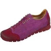 Schoenen Dames Lage sneakers Think Menscha Violet, Bordeaux