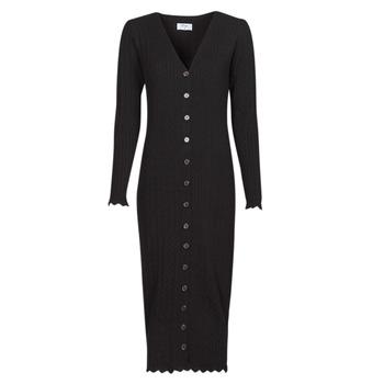Textiel Dames Lange jurken Betty London PIKKI Zwart