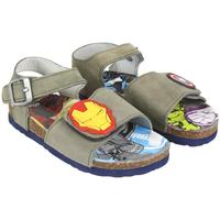Schoenen Jongens Sandalen / Open schoenen Avengers 2300003858 Gris