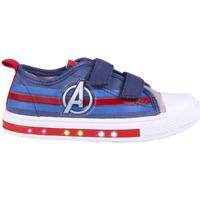 Schoenen Jongens Lage sneakers Capitan America 2300004712 Azul