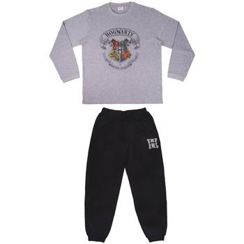 Textiel Pyjama's / nachthemden Harry Potter 2200006498 Gris