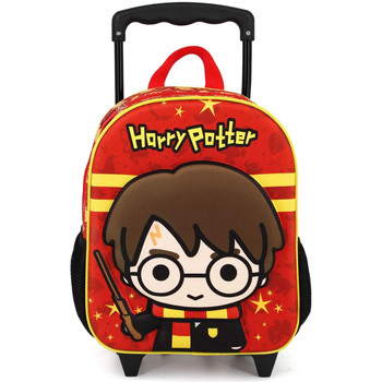 Tassen Kinderen Rugzakken Harry Potter HAP66544-41 Rojo