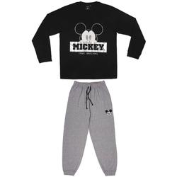 Textiel Pyjama's / nachthemden Disney 2200005840 Negro