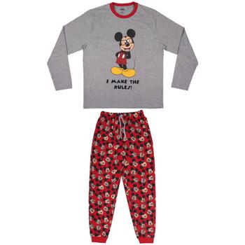 Textiel Pyjama's / nachthemden Disney 2200006207 Gris
