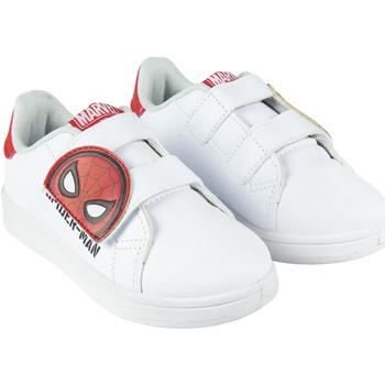 Schoenen Jongens Lage sneakers Spiderman 2300004478 Blanco