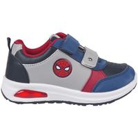 Schoenen Jongens Lage sneakers Spiderman 2300004803 Gris