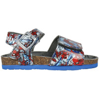 Schoenen Jongens Sandalen / Open schoenen Spiderman 2300003857 Gris