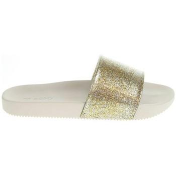 Schoenen Dames Slippers Zaxy 8244090287 Blanc, Doré