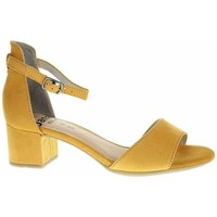 Schoenen Dames Sandalen / Open schoenen Jana 882831424627 Jaune