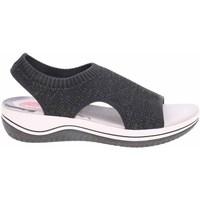 Schoenen Dames Sandalen / Open schoenen Jana 882872836001 Graphite