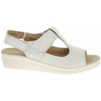 Schoenen Dames Sandalen / Open schoenen Caprice 992822022102 Blanc