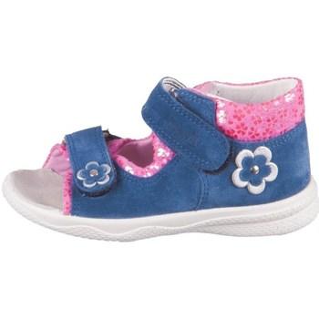 Schoenen Meisjes Sandalen / Open schoenen Superfit Polly Bleu marine