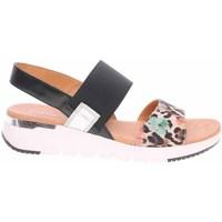 Schoenen Dames Sandalen / Open schoenen Caprice 992870124931 Noir