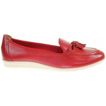 Schoenen Dames Mocassins Marco Tozzi 22460726 Rouge