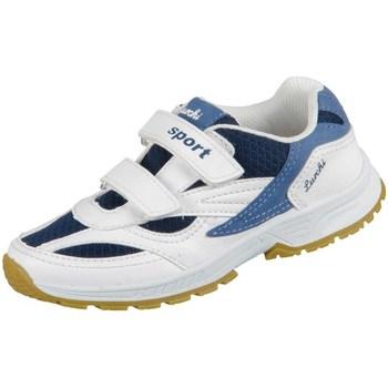 Schoenen Jongens Lage sneakers Lurchi Matti Blanc