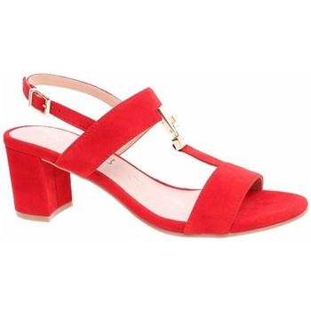 Schoenen Dames Sandalen / Open schoenen Caprice 992830322524 Rouge