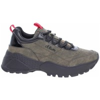 Schoenen Dames Lage sneakers S.Oliver 552360235723 Olive