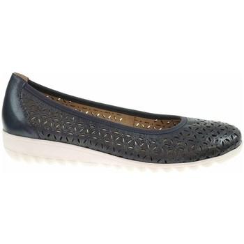Schoenen Dames Ballerina's Caprice 992215524876 Noir
