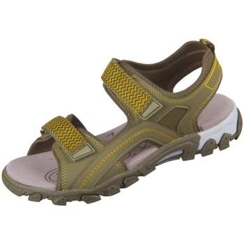 Schoenen Jongens Sandalen / Open schoenen Superfit Hike Olive