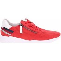 Schoenen Dames Lage sneakers Jana 882372826555 Rouge