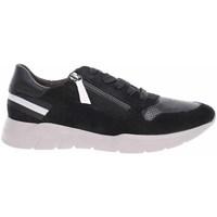 Schoenen Dames Lage sneakers Jana 882372826098 Noir