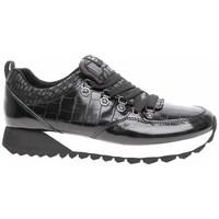 Schoenen Dames Lage sneakers S.Oliver 552362235056 Noir