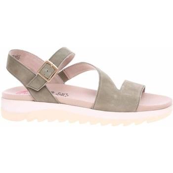 Schoenen Dames Sandalen / Open schoenen Jana 882860026727 Olive