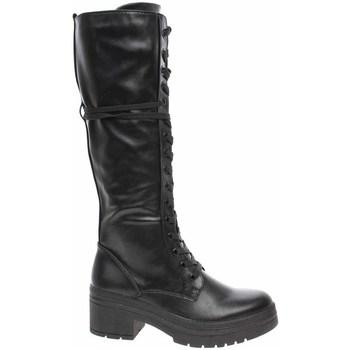 Schoenen Dames Hoge laarzen Marco Tozzi 222560825002 Noir