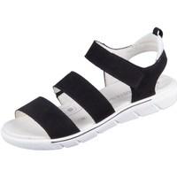 Schoenen Meisjes Sandalen / Open schoenen Ricosta Delia Noir