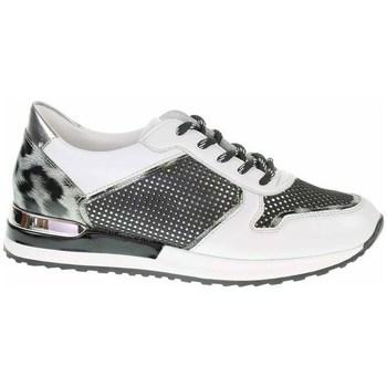 Schoenen Dames Lage sneakers Remonte Dorndorf R251281 Blanc, Noir