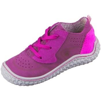 Schoenen Meisjes Lage sneakers Ricosta Chipp Rose