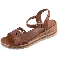 Schoenen Dames Sandalen / Open schoenen Remonte Dorndorf D305524 Marron
