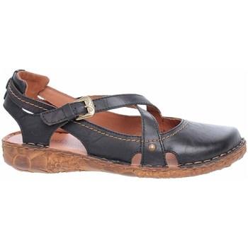 Schoenen Dames Sandalen / Open schoenen Josef Seibel 7951395100 Noir