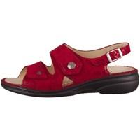 Schoenen Dames Sandalen / Open schoenen Finn Comfort Milos Rouge