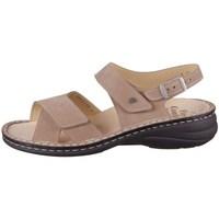 Schoenen Dames Sandalen / Open schoenen Finn Comfort Linosa Beige