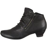 Schoenen Dames Low boots Think 8526600 Noir