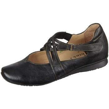 Schoenen Dames Lage sneakers Think Chilli Noir