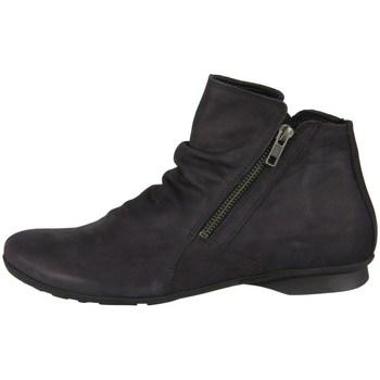 Schoenen Dames Laarzen Think Keshuel Noir
