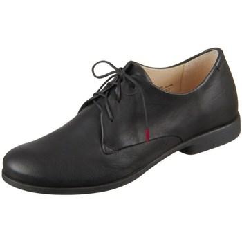 Schoenen Dames Lage sneakers Think Agrat Noir
