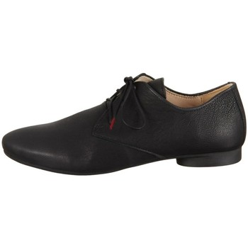 Schoenen Dames Lage sneakers Think Guad Texano Calf Veg Noir