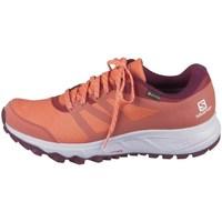 Schoenen Dames Lage sneakers Salomon Trailster 2 Gtx W Orange