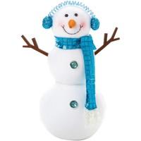 Wonen Feestelijke decoraties Christmas Shop RW5870 Wit/blauw