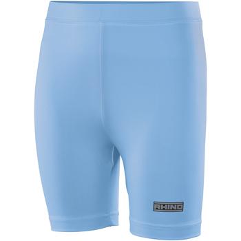 Textiel Dames Korte broeken / Bermuda's Rhino RH10B Lichtblauw