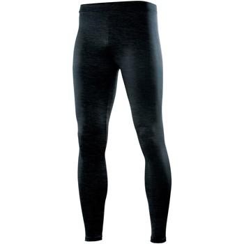 Textiel Dames Leggings Rhino RH011 Zwarte Heide