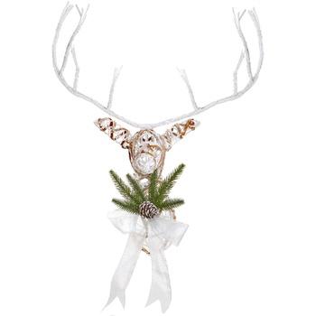 Wonen Feestelijke decoraties Christmas Shop Taille Unique Wit