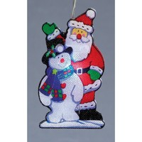 Wonen Feestelijke decoraties Christmas Shop RW5082 Meerkleurig
